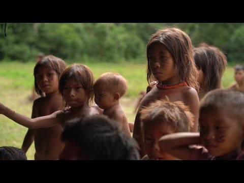 Brazil's Yanomami People Victims Of Illegal Gold Rush In Amazon Rainforest