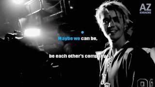 Justin Bieber - Company Lyrics - KARAOKE