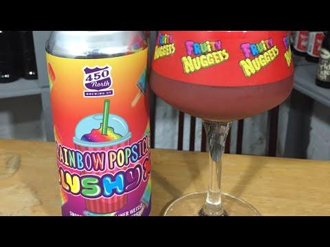 450 North Rainbow Popsicle Slushy XL #724