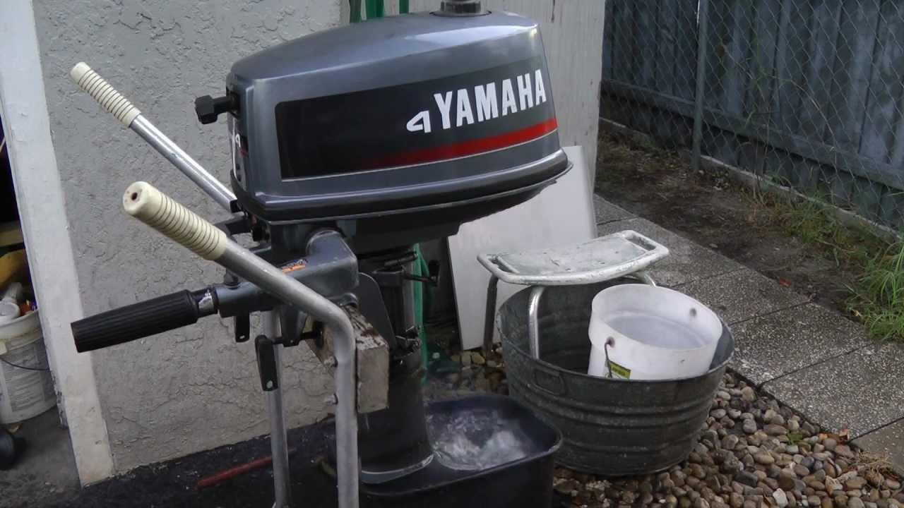 Yamaha Hp Outboard Long Shaft
