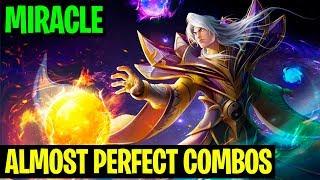 Inhuman Perfection With Invoker - Miracle - Dota 2
