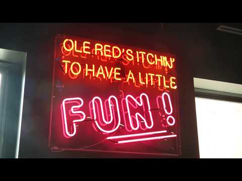 Today in Nashville tours Ole Red