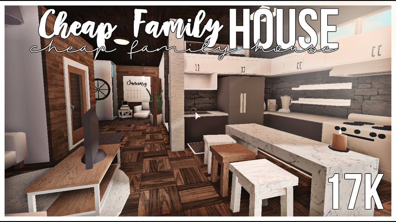 Bloxburg Tiny Hillside House 28k Roblox By Jeveyo