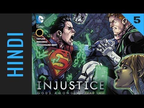 INJUSTICE: Gods Among Us Year 2   Episode 05   DC Comics in HINDI