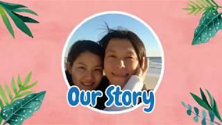 成長愛情故事 -  甜蜜小夫妻 pixwed/藍圖婚禮電影