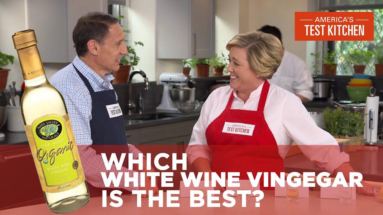 Which White Wine Vinegar Is The Best Youtube