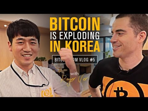 Bitcoin Adoption in Korea is Exploding 🚀🇰🇷Crypto Exchanges Adopt Bitcoin Cash |Roger Ver Vlog 5