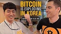 Bitcoin Adoption in Korea is Exploding 🚀🇰🇷Crypto Exchanges Adopt Bitcoin Cash |Roger Ver Vlog 5