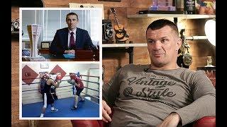 Cro Cop o sparingu iz mladosti s gradonačelnikom Vukovara -