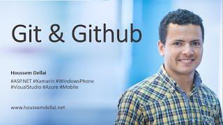Publishing code to Github using Git and Visual Studio
