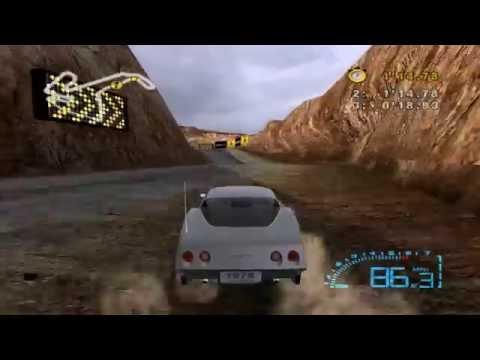 Corvette (PC) - 100% Walkthrough: Special Modes [Custom Vette Challenge] C3#3 / Part №92