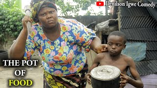 Denilson Igwe Comedy - The pot of food