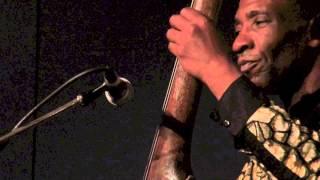 Herbie Tsoaeli - William Evans Duo live at the bird