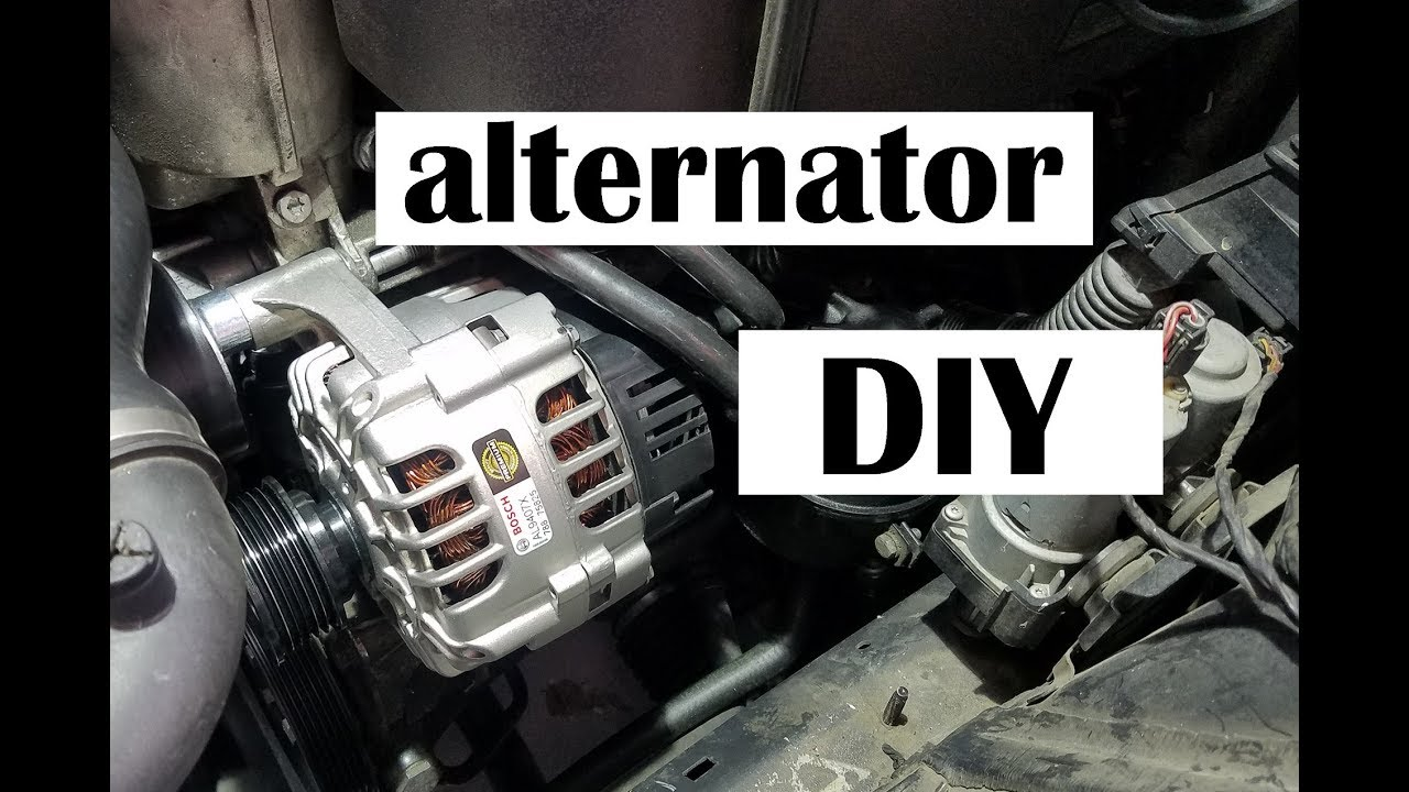 how to replace your alternator on your bmw e46 m3