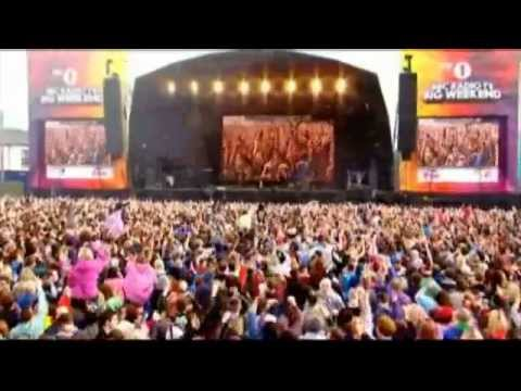 The Script Millionaires Radio1 Big Weekend Derry 2013