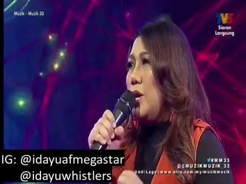 IDAYU - GANTI DIRIKU LIVE Pencalonan Muzik-Muzik 33 TV3 OST DRAMA NUR