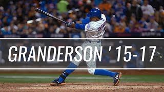 Curtis Granderson - Mets/Dodgers - 2015/16/17 Highlight Mix