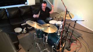 Frontline Pillar - Drum Cover - Jon Turner