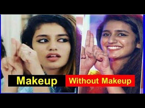 Priya Prakash Varrier Without Makeup | Real Life Photos