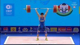 2019 World Weightlifting Championships. men 81kg \ Чемпионат мира мужчины до 81кг