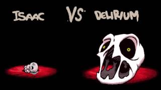 Isaac VS Delirium | The Binding of Isaac: Afterbirth+