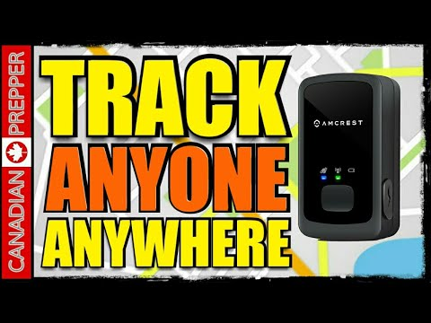Big Brother Tech: Track Anything ANYWHERE | REAL TIME!