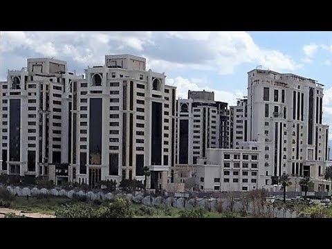 BABEZZOUAR, le plus grand hotel d'algerie et le troisième plus grand Mariott du monde