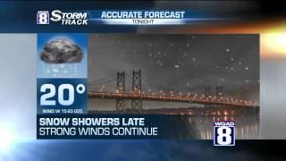 StormTrack 8 Morning Forecast February 7
