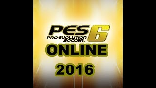 Pes 6 online Game Play.#1