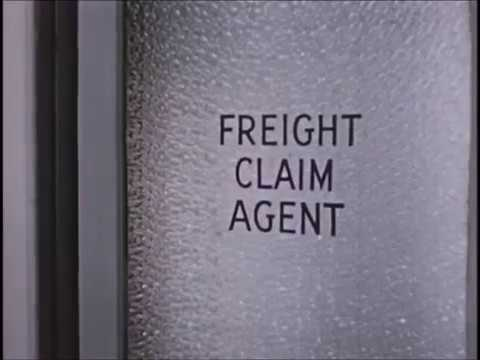 The Freight Goes Through! (1950s) Association Of American Railroads