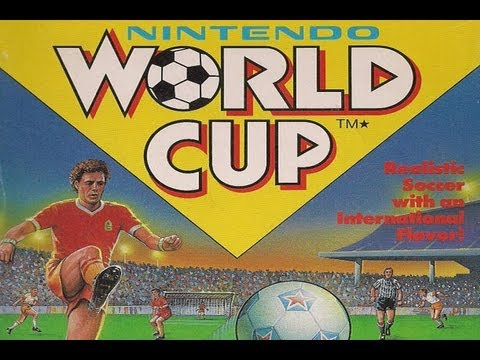 CGRundertow NINTENDO WORLD CUP for NES Video Game