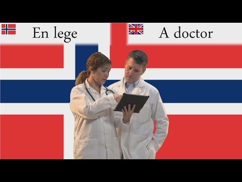 10 Jobs in Norwegian | Learn Norwegian Vocabulary