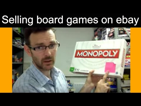 How To Make Money Selling Board Games On Ebay