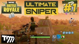 ULTIMATE SNIPER #1 - Fortnite: Battle Royale (Best Fortnite Kills)
