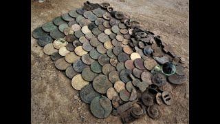 31 Около ста монет или вслед за трактором.