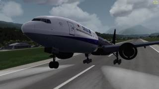 ORBX Lowi Innsbruck with Ultimate Traffic Live