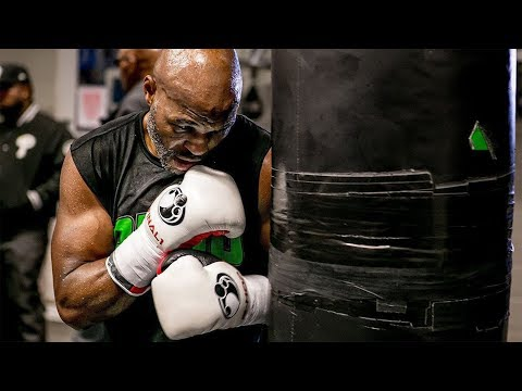 Bernard Hopkins Training Motivation - The Alien