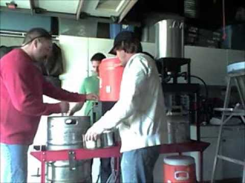 Brewing with gravity