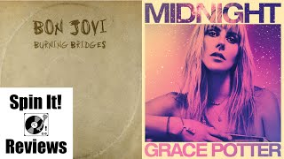 Bon Jovi - Burning Bridges / Grace Potter - Midnight (ALBUM REVIEWS)