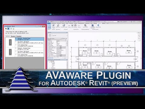 AVAware Plugin for Autodesk® Revit® 2020 Now Available!
