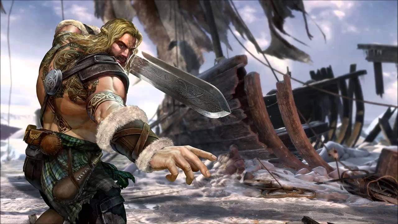 Killer Instinct Xbox One Season 3 - Tusk's Theme (Reveal ...