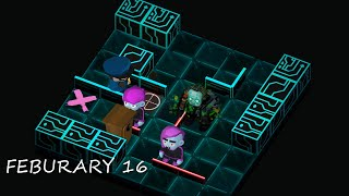 Friday the 13th: Killer Puzzle - Daily Death February 16 Walkthough (iOS, Android)