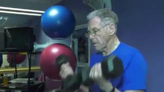 try keeping up with this 85 year old   kaiser permanente