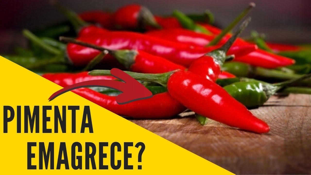 Pimenta Emagrece? Conheça os Seus Benefícios Para a Saúde