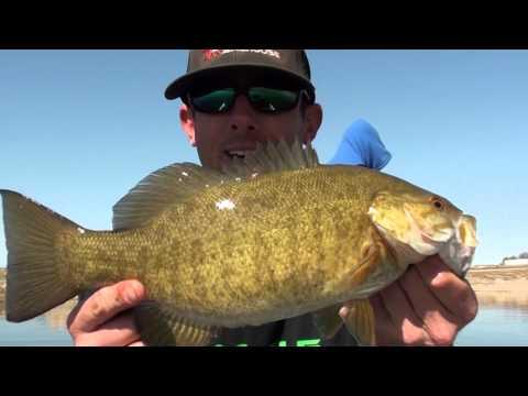 HookedUp Bass Fishing - Lake San Antonio - 03.04.2012