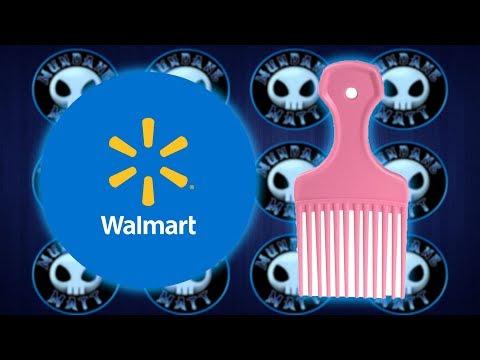 Black Woman sues Walmart over locking shampoo behind glass