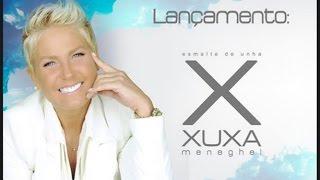 Resenha Esmaltes Xuxa By Laisa Farias (INVASÃO X).