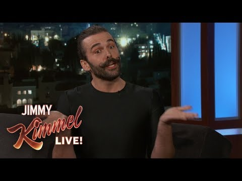 Jonathan Van Ness on Auditioning for Queer Eye