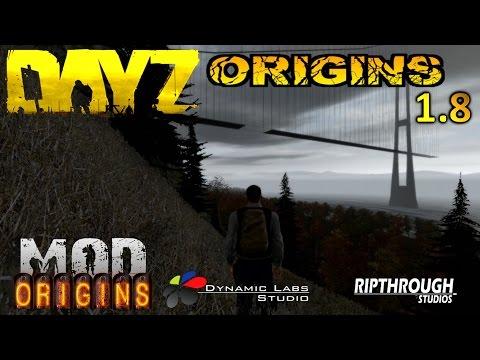 Первый Взгляд - Dayz Origins 1.8 Patch Обзор