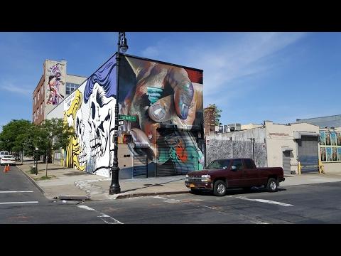 Bushwick and Williamsburg / #Vlog2